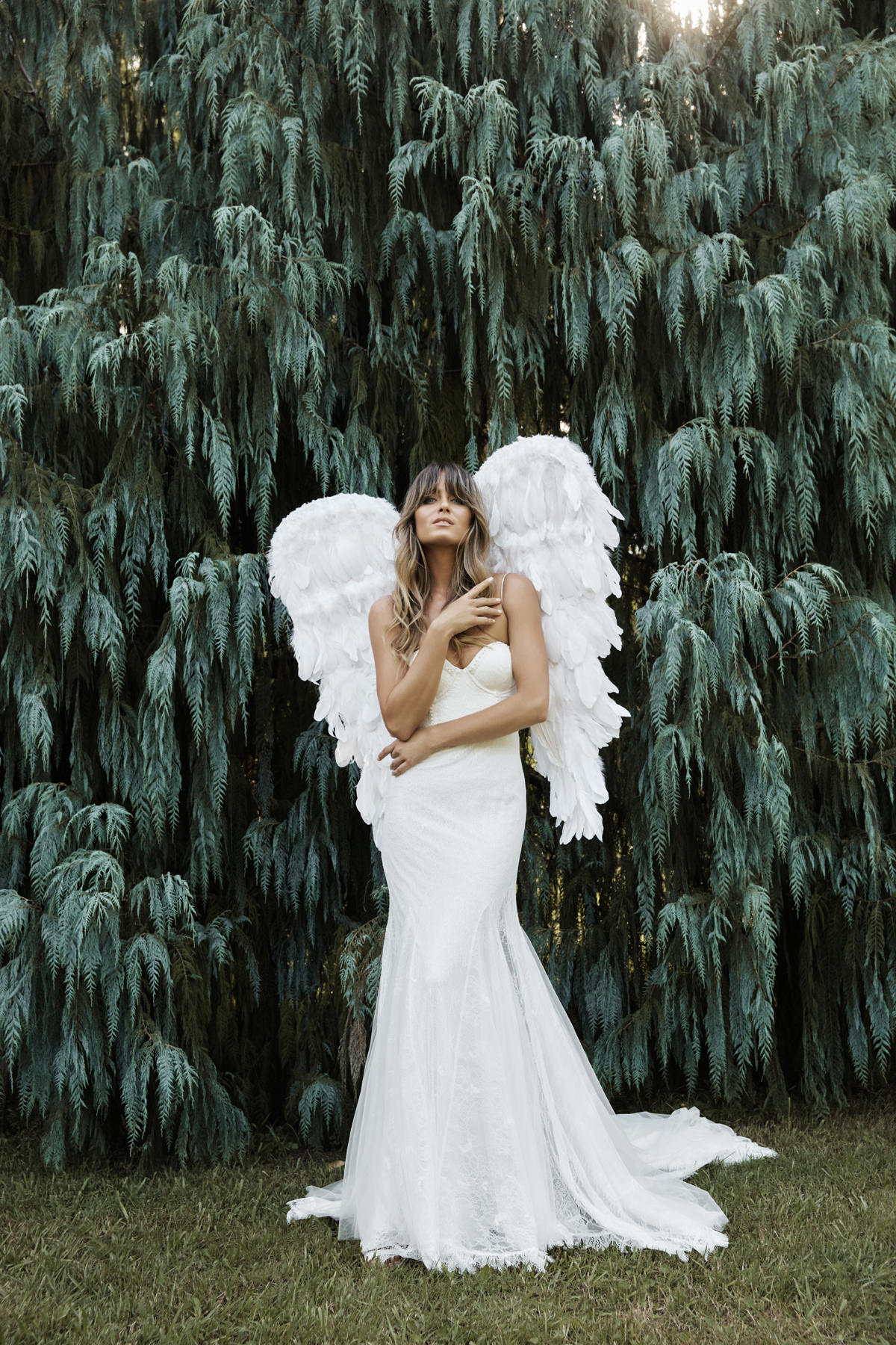 """Grace Loves Lace """"Elysian"""" Wedding Gown Collection"""