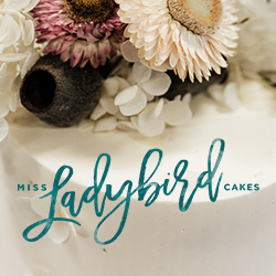 Miss Ladybird Cakes Made banner