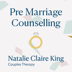 Natalie Claire King Couples Therapy Weddings banner