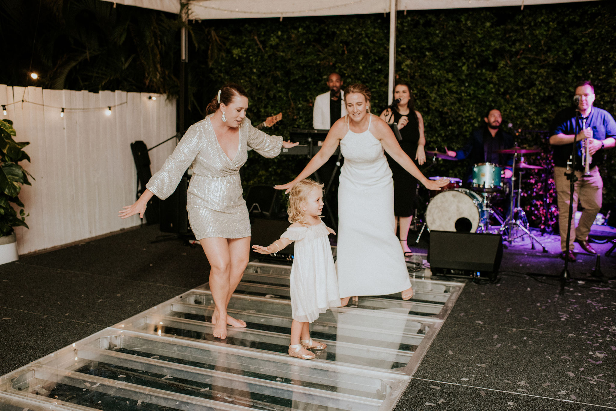 Hiring a Band For Your Backyard Wedding: Why It's Simply The Best!