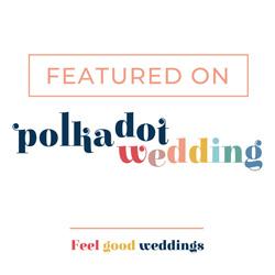 Featured on Feel Good Weddings