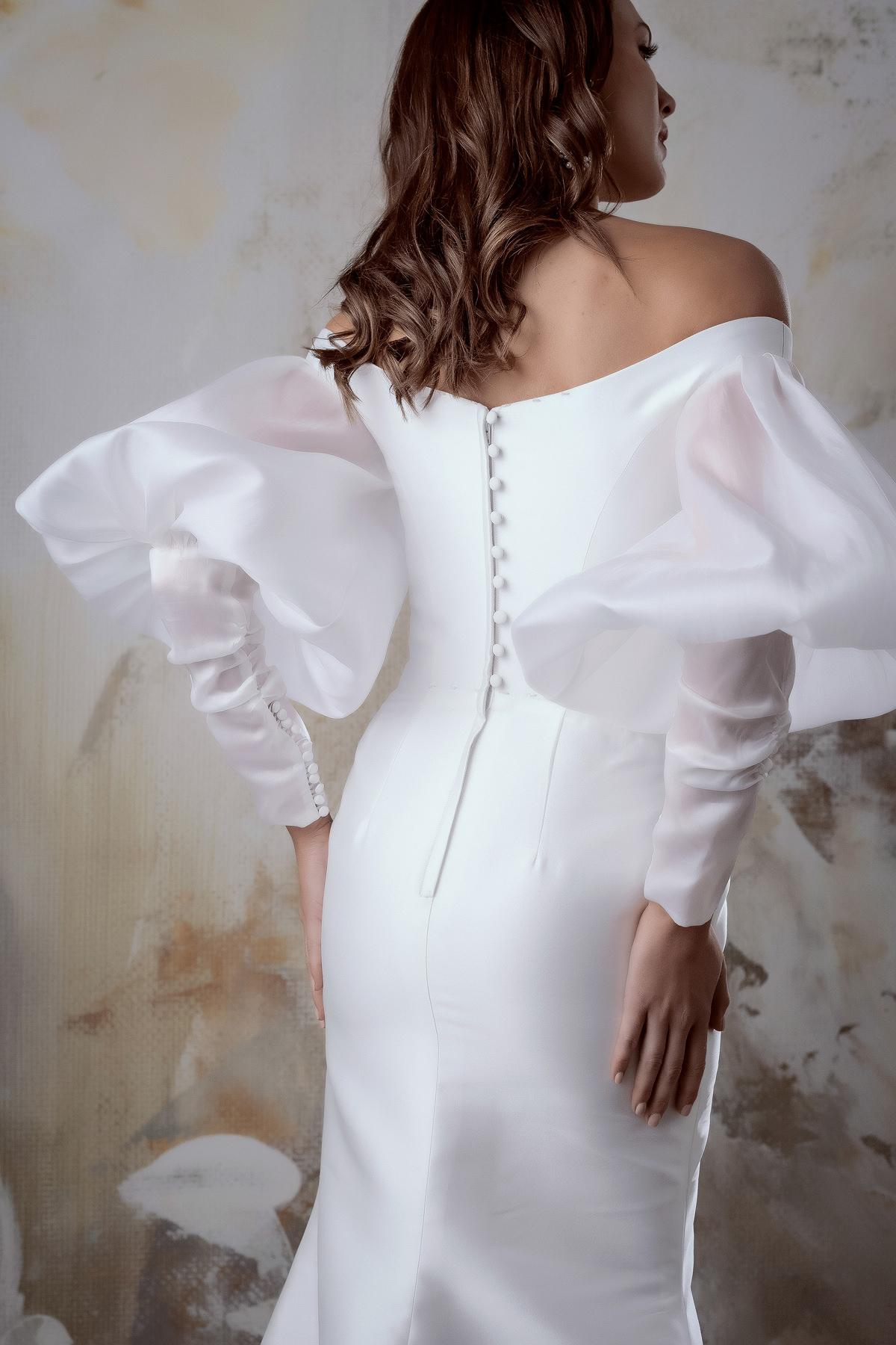 "Shehzarin Batha Couture ""Metamorphosis"" Wedding Gown Collection"